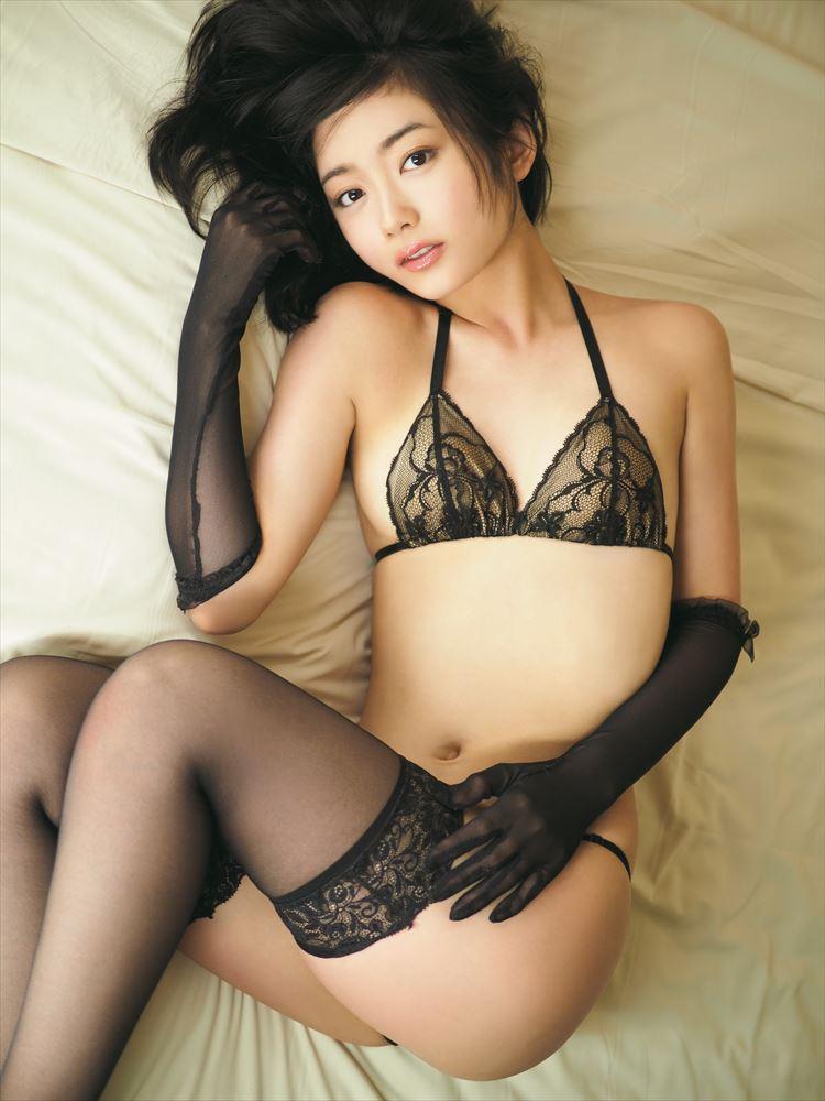 森田涼花のBカップ水着グラビアがエロい!画像まとめ(50枚)